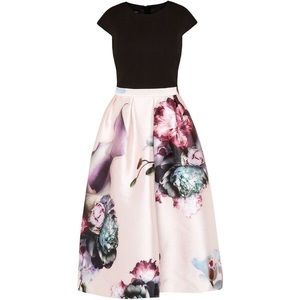 Ted Baker London Carson Etherial Paisley Dress